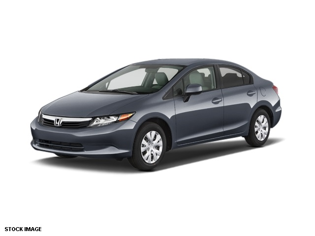 Used Honda Civic LX